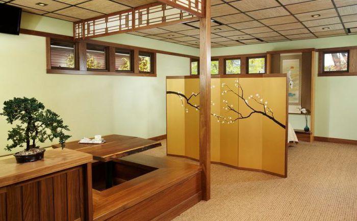 12 елегантни и функционални маси за хранене в японски стил