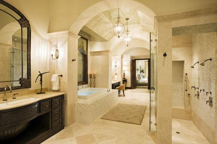 12 елегантни бани в средиземноморски стил