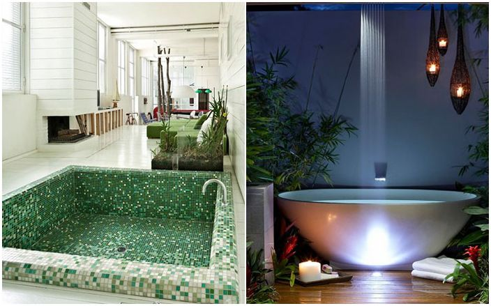 12 най-красивите бани за отдих и релакс на тялото и душата