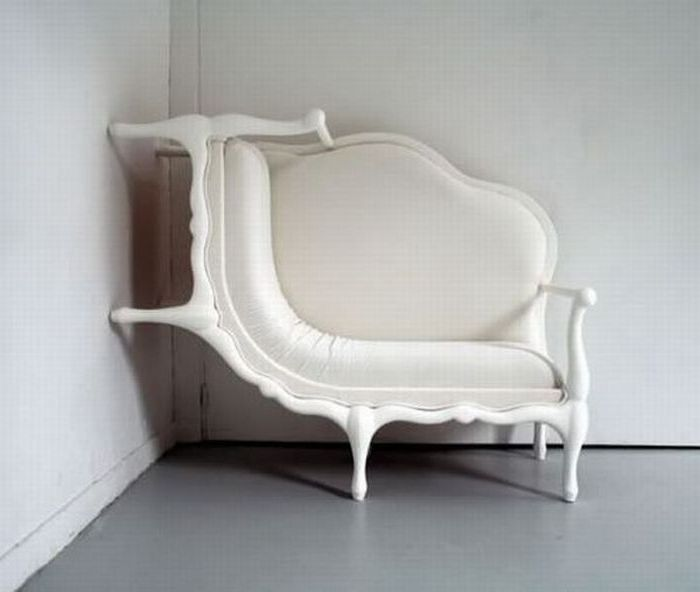 14 необичайни парчета от мебели, които наистина съществуват
