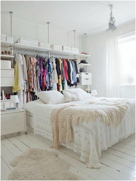 15 прости и ефективни идеи малък апартамент мебели