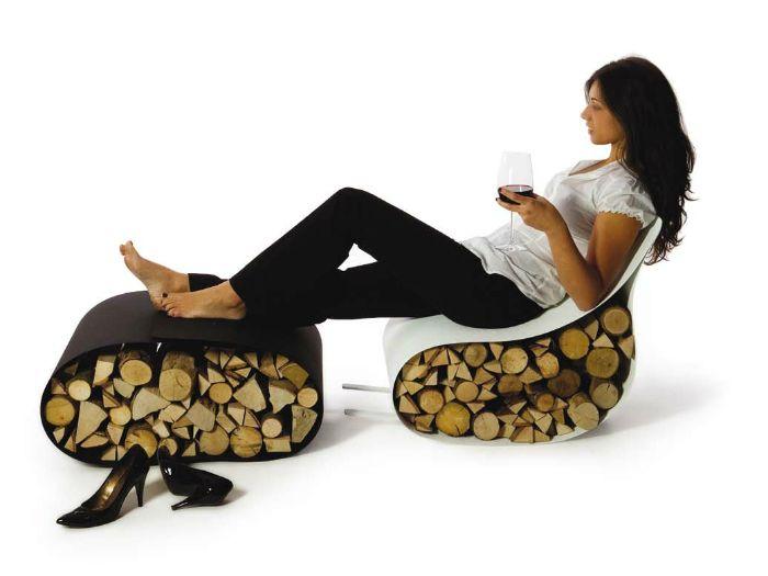 15 шедьоври на модерни мебели, които ще направят интериора уникален