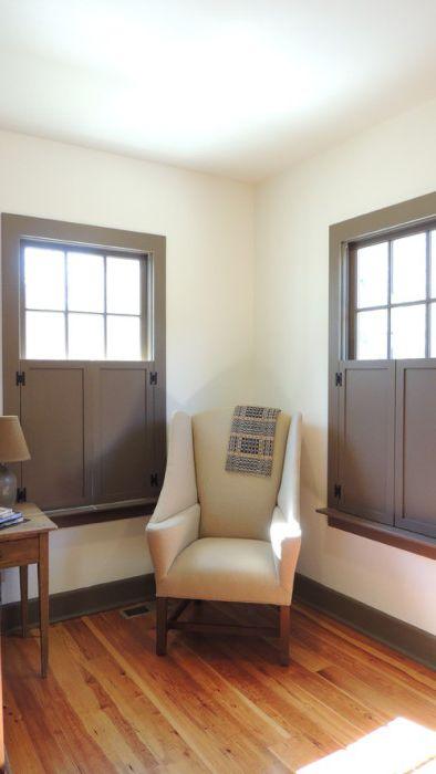 15 начина за използване на капаци за прозорци в интериора
