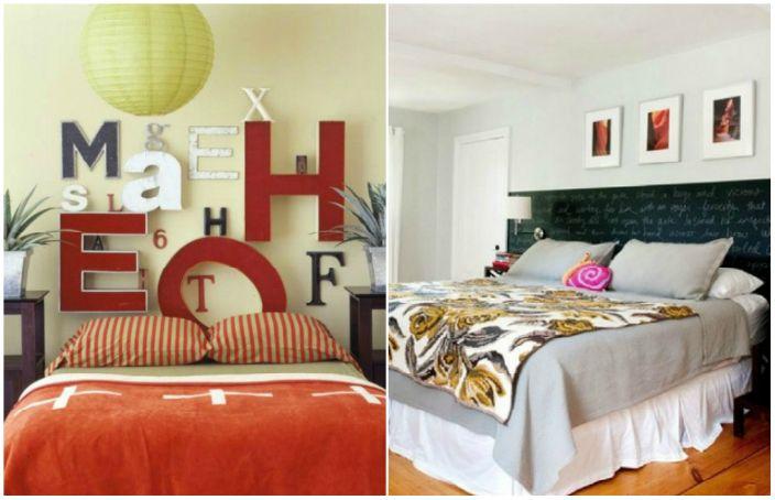 16 atemberaubende design-ideen bett kopfteil, die eine stilvolle ... - Schlafzimmer Ideen Gemutlich