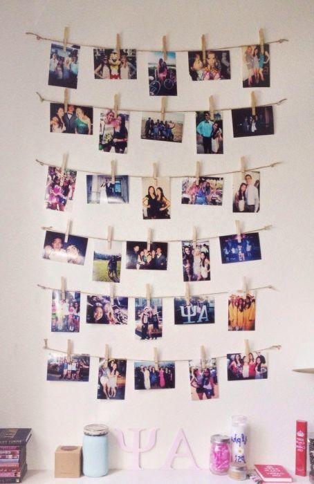 16 красиви начини да декорирате стая в общежитието