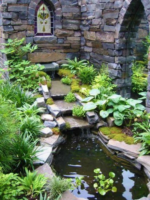 Чудесна декорация за градината.
