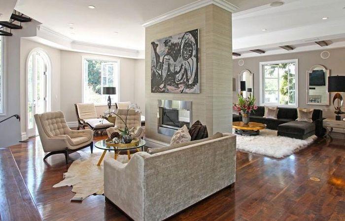 20 двулицеви камини за създаване на луксозен интериор