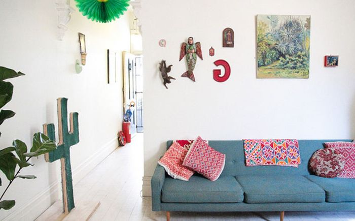 20 дневна в запалително поразително мексикански стил