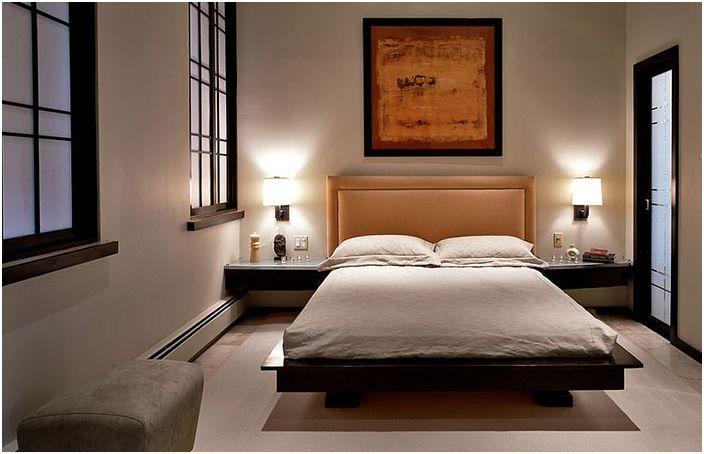 젠의 스타일 (20) 세련되고 현대적인 침실  dizainall.com
