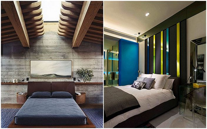 30 stylish bedrooms from the best designers in the