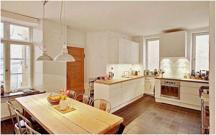 35 moderna kök i skandinavisk design från de bästa formgivarna i ...