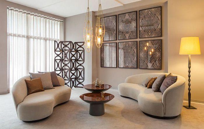 40 луксозни полилеи промишлени стил за всички поводи