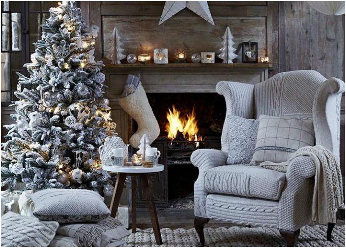 5 готини идеи, които ще спомогнат за създаването на атмосфера Коледа дори malogabaritki