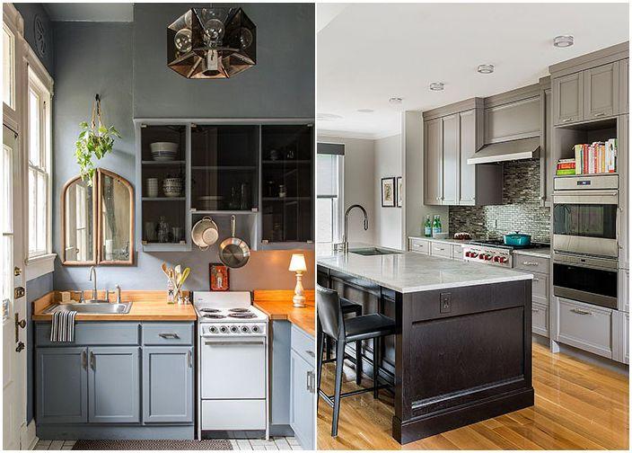 50 najljepših Kuhinje u sivo od najboljih dizajnera u svijetu  dizainall.com