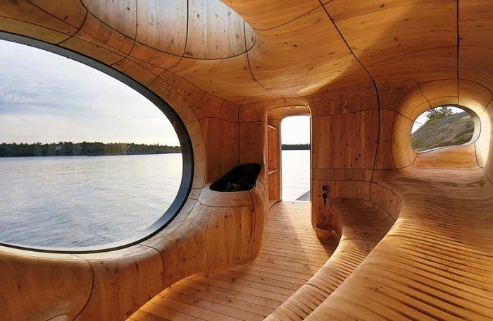 Original sauna