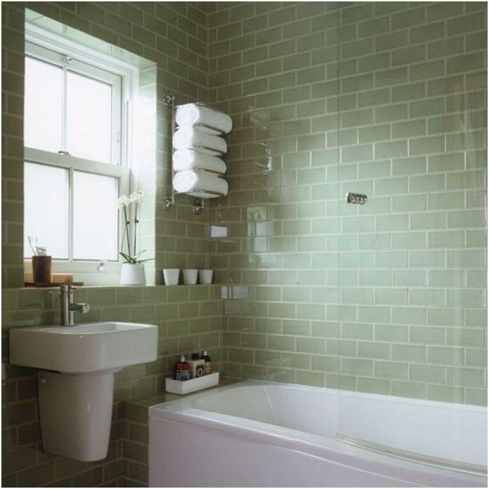 7 идеи да улесни живота на собствениците на малки бани