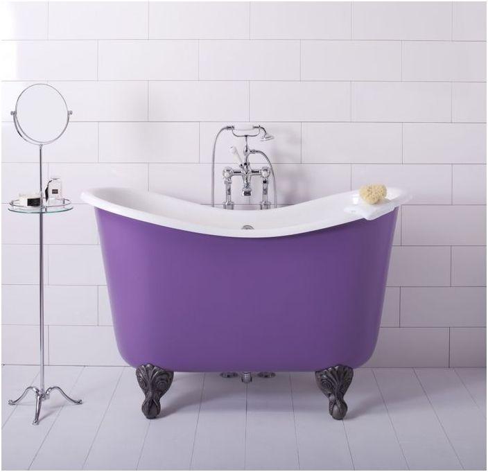 7 миниатюрни вани, от които е невъзможно да изглеждат далеч
