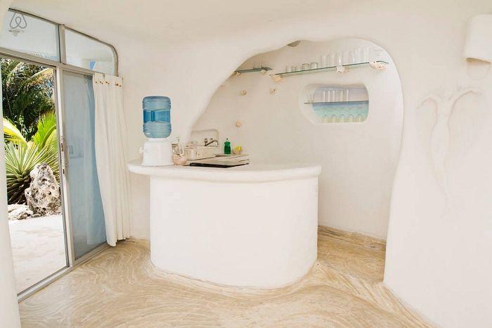 Къща-раковина: една незабравима почивка на тропически остров