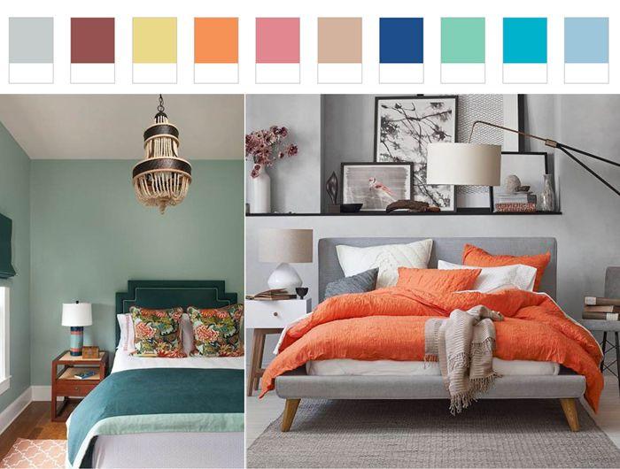 9 ключови цветове в интериора на 2015 според Pantone