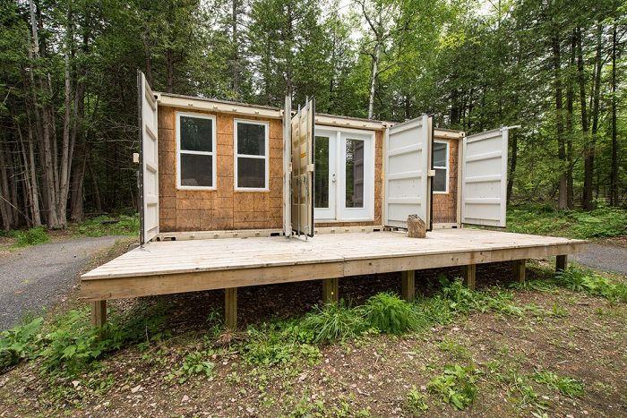 당신이 살 수있는 컨테이너 하우스 - 42도  dizainall.com