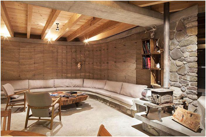 Cave House - единството на природата и архитектурата от мексикански дизайнери
