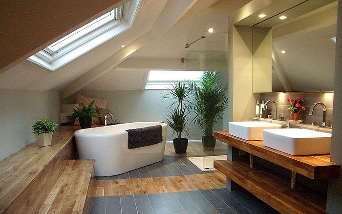Prysznic Pod Gołym Niebem 20 Luksusowe łazienki Ze