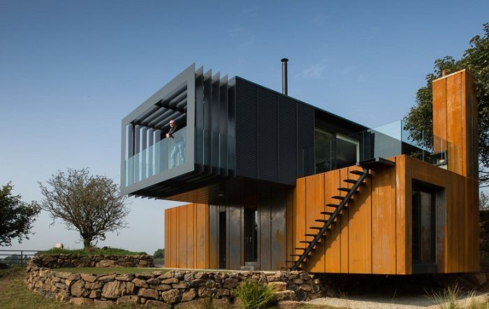 Shipping container architects northern california joy studio design gallery best design - Container homes california ...
