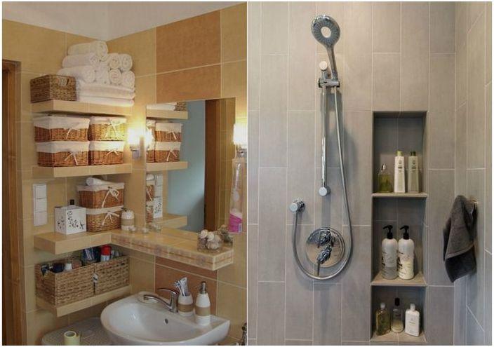 Przechowywanie W łazience 23 Fajnych Pomysłów Na Dowolnej