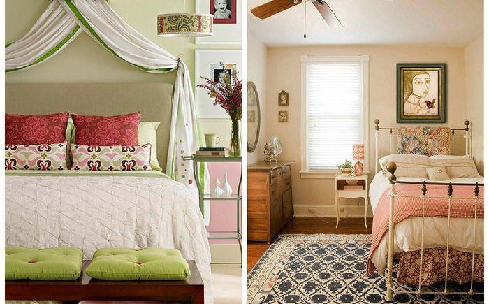 Interieur kleine woonkamer - Volwassen slaapkamer arrangement ...