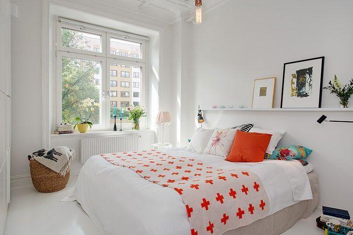 Slaapkamer kleine slaapkamer kleuren inspirerende foto 39 s en idee n van het interieur en - Volwassen slaapkamer arrangement ...