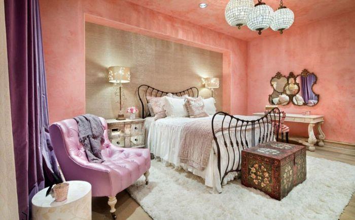 Елегантен и мистичен марокански стил: основни принципи