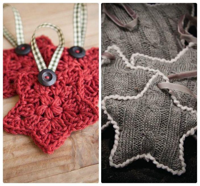 53083c049c9 Коледна украса с ръцете си: 28 очарователни примери | dizainall.com