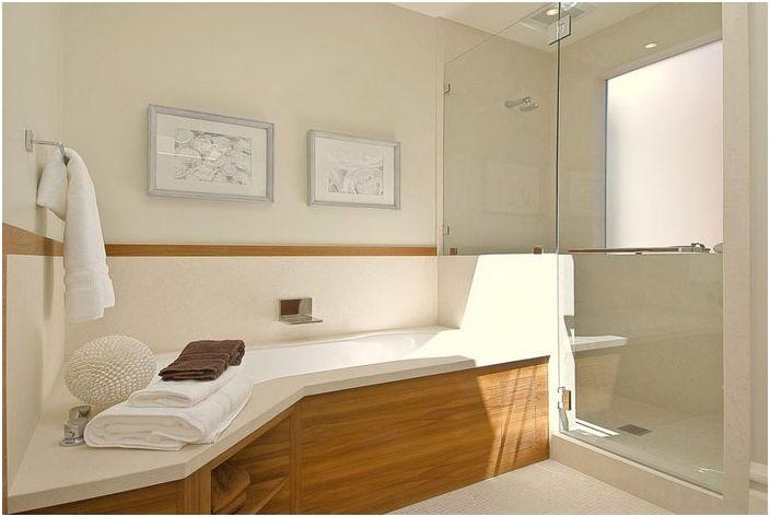 Как да обновя вградения в банята 9 интелигентен дизайн трикове