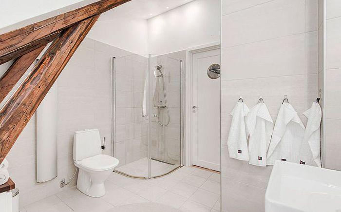Как да оборудваме дуплекс на тавана: съвети скандинавски дизайнери