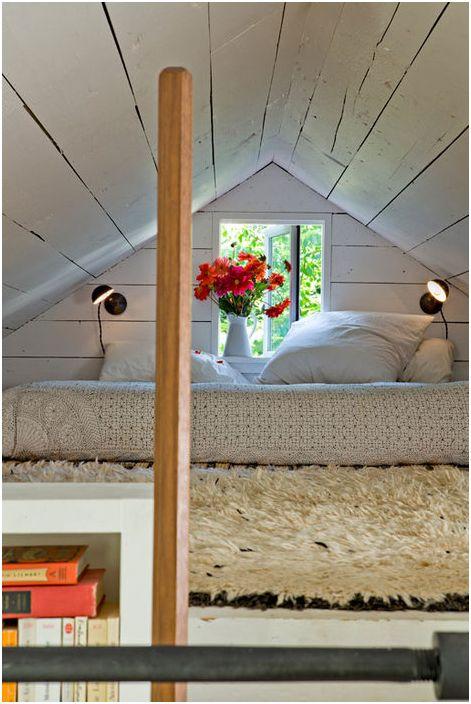 Как да си направим една малка стара къща с минимални разходи и да го направи стилен