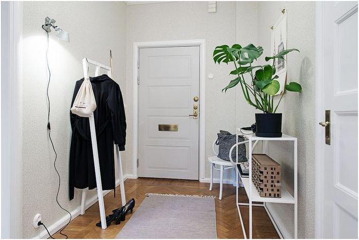 Как malogabaritki просторни и уютни 45 квадратни метра в Швеция