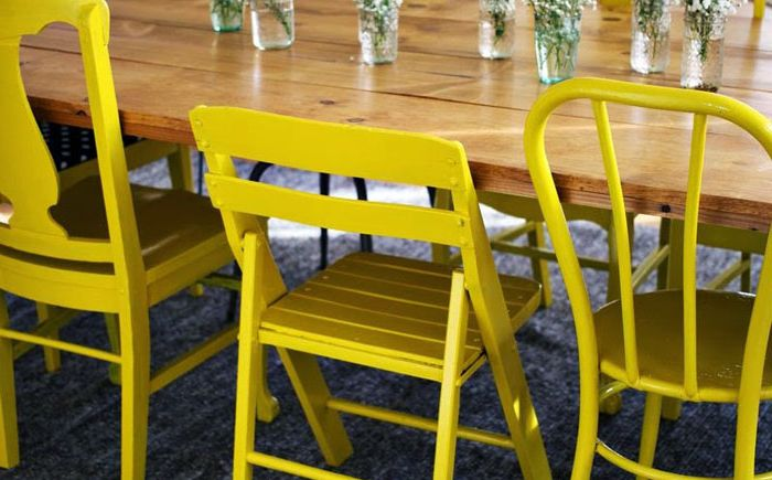 Paint, Wallpaper And Fabric: How To Update Old Furniture