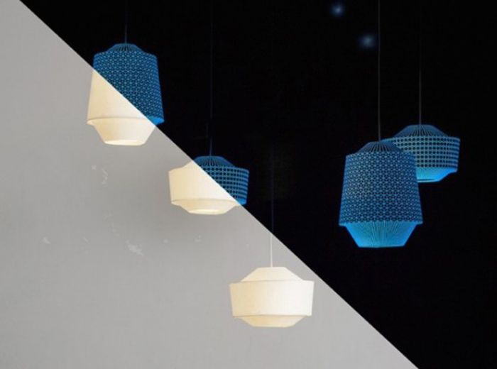 Collection-night-light fixtures from Ontwerpduo.