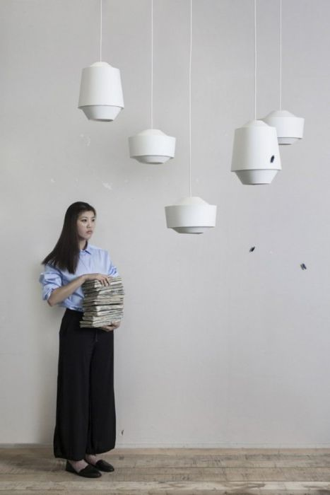 Original ceiling lights from Ontwerpduo.