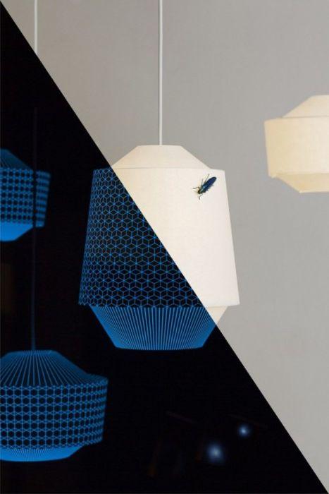 Осветителни светулки от холандски дизайн студио