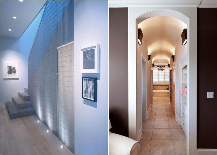 Осветление и правила за неговото използване в интериорна декорация
