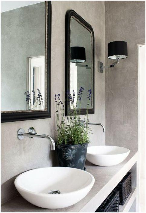 Bathroom Tiles Alternative : Decorating bathrooms and bathroom alternatives to bored