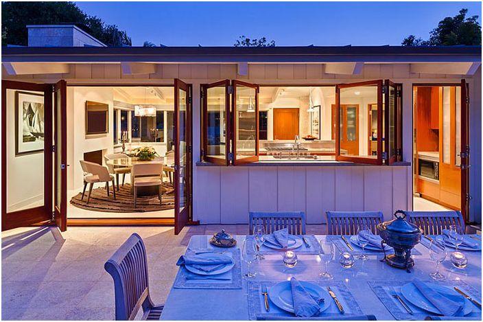 """Beach House """"Butterfly"""": чаровна ранчо в стил 50-те години"""