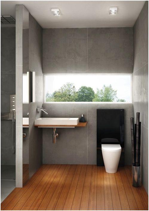Подът в банята: плюсове и минуси на популярни покрития