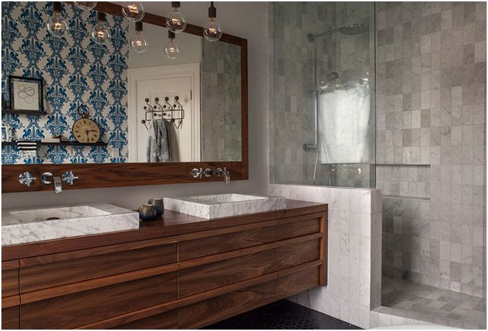 Зашеметяващи конверсия на 19 бани: преди и след снимки