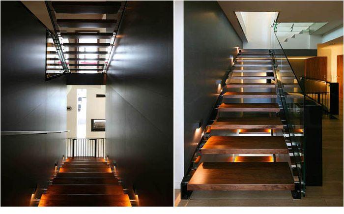Отлична къща с чаша лифт от полските архитекти