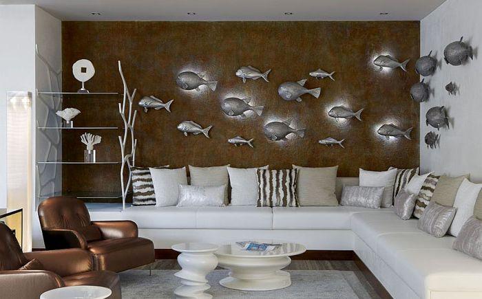 Луксозен интериор в арабски стил с модерен привкус
