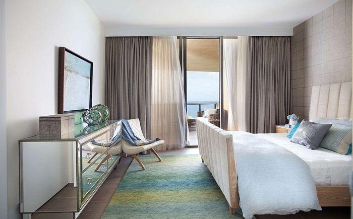 Луксозен апартамент в Маями в синьото море
