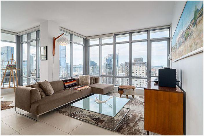 Луксозен апартамент във Ванкувър: идеалното място за модерен градски обитател