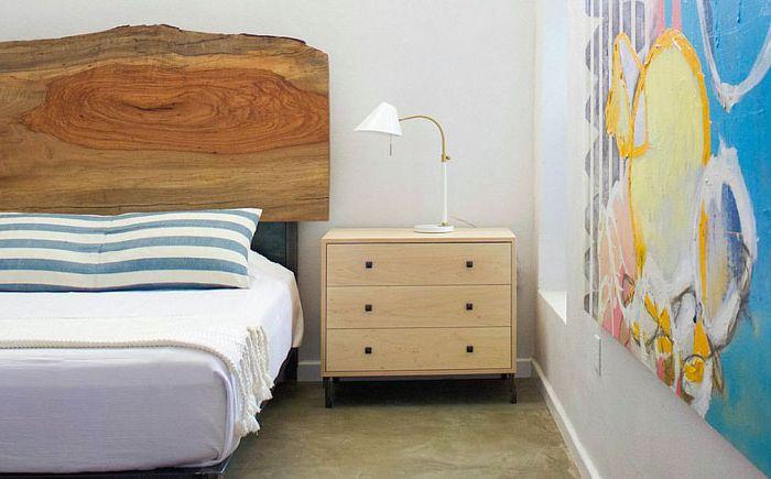 Buztic com sänggavel i trä ~ Design Inspiration für die neueste Wohnkultur